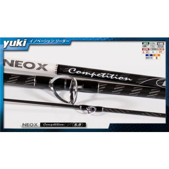 Yuki Neox Competition Feeder 6.0