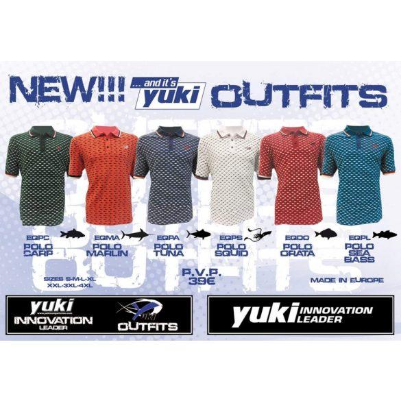 Yuki Carp póló