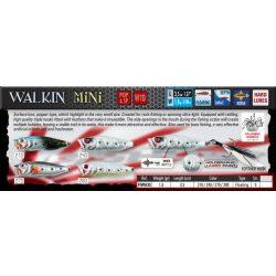 WALKIN MINI POP. 3.5 Col.240