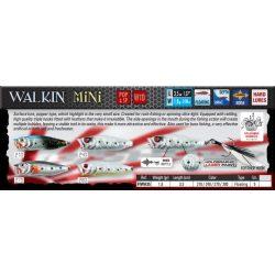 WALKIN MINI POP. 3.5 Col.280