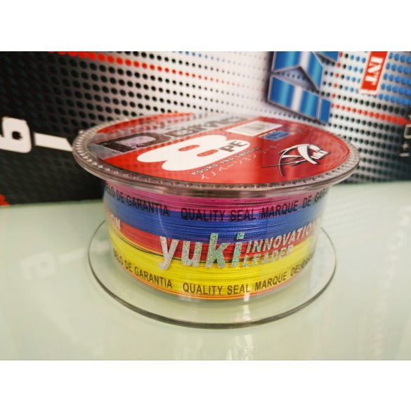 Yuki Domo 8X Multicolor 0,18 300m